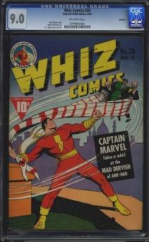 Whiz Comics #28