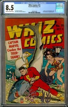 Whiz Comics #19