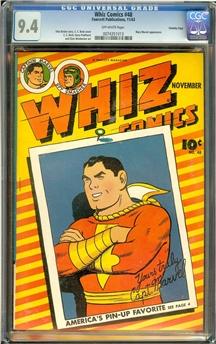Whiz Comics #48