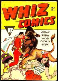Whiz Comics #6