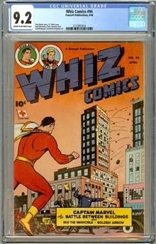 Whiz Comics #96