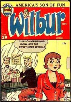 Wilbur Comics #39