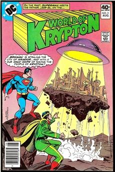 World of Krypton #2