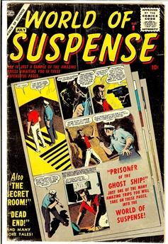 World of Suspense #8