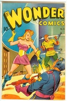 Wonder Comics #16