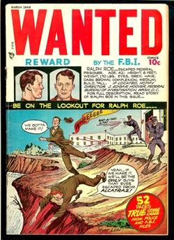 Wanted Comics #12