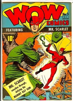 Wow Comics #3