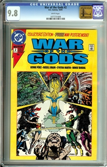 War of the Gods #3