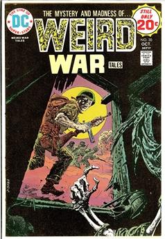 Weird War Tales #30