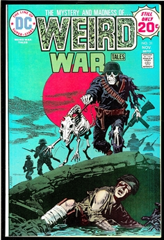 Weird War Tales #31