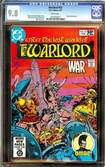 Warlord #42