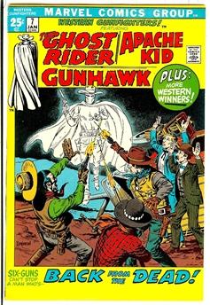 Western Gunfighters #7