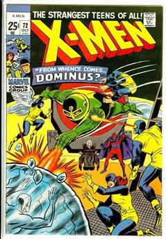 X-Men #72