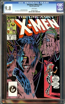 X-Men #220