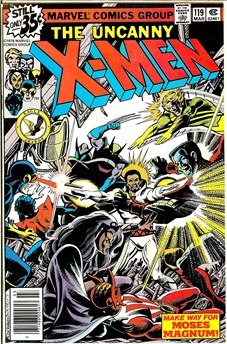X-Men #119