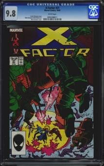 X-Factor #21