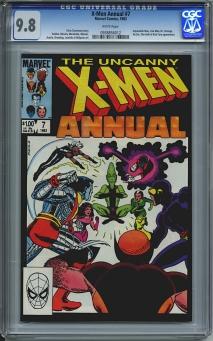 X-Men Annual #7
