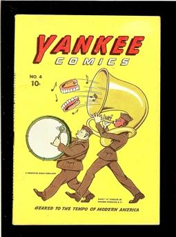 Yankee Comics #4