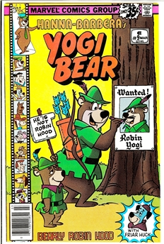 Yogi Bear #9