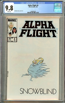 Alpha Flight #6