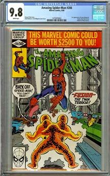 Amazing Spider-Man #208