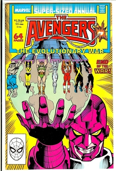 Avengers Annual #17