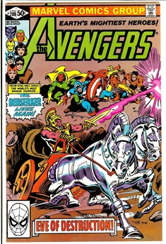 Avengers #208