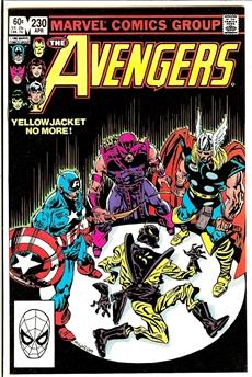 Avengers #230