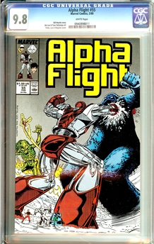 Alpha Flight #55