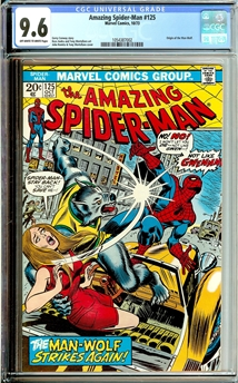 Amazing Spider-Man #125