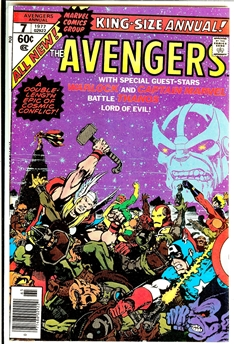 Avengers Annual #7