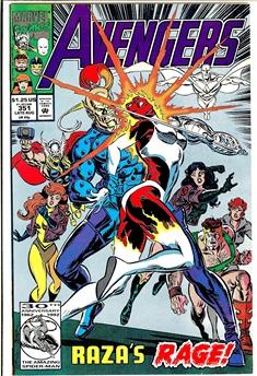 Avengers #351