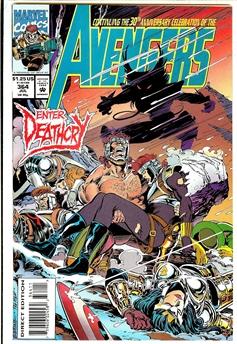 Avengers #364