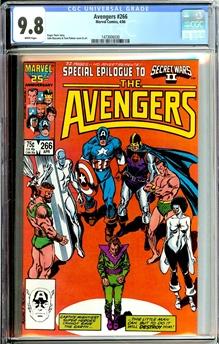 Avengers #266