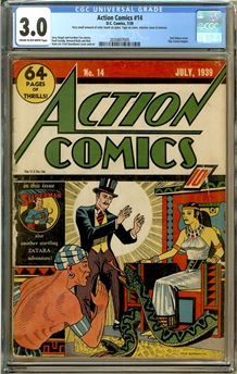 Action #14