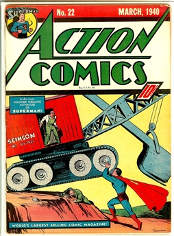Action #22