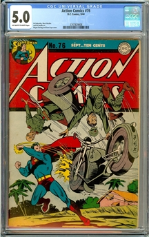 Action #76