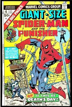 Amazing Spider-Man Giant-Size #4