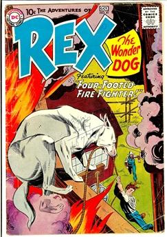 Adventures of Rex the Wonder Dog #41