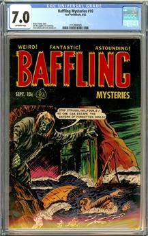 Baffling Mysteries #10