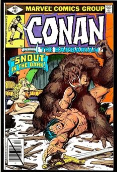 Conan #107