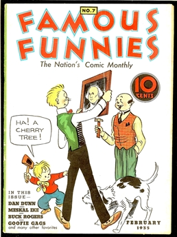 Famous Funnies #7