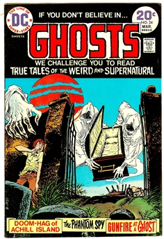 Ghosts #24
