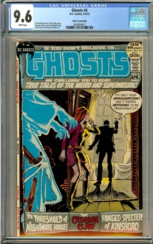Ghosts #4