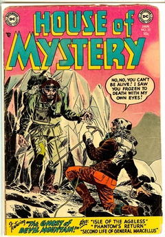 House of Mystery #22