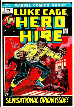 Hero for Hire #1