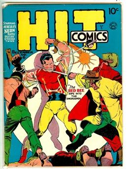 Hit Comics #6