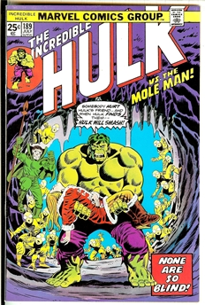 Incredible Hulk #189