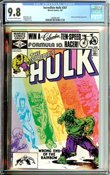 Incredible Hulk #267