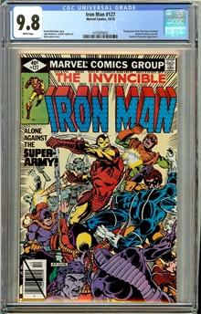 Iron Man #127